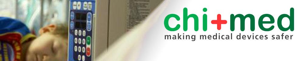 CHI+MED logo